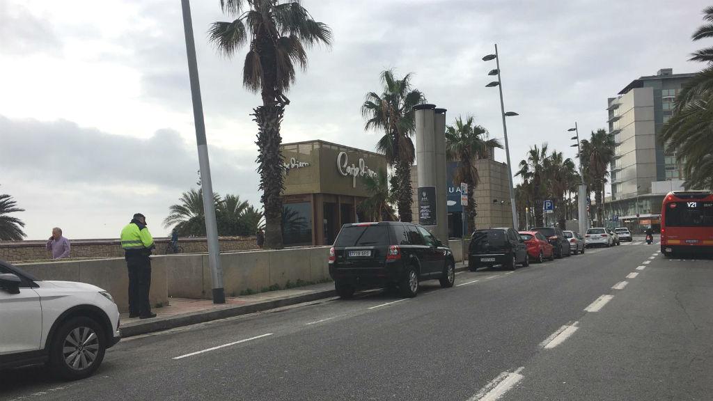 Passeig Marítim