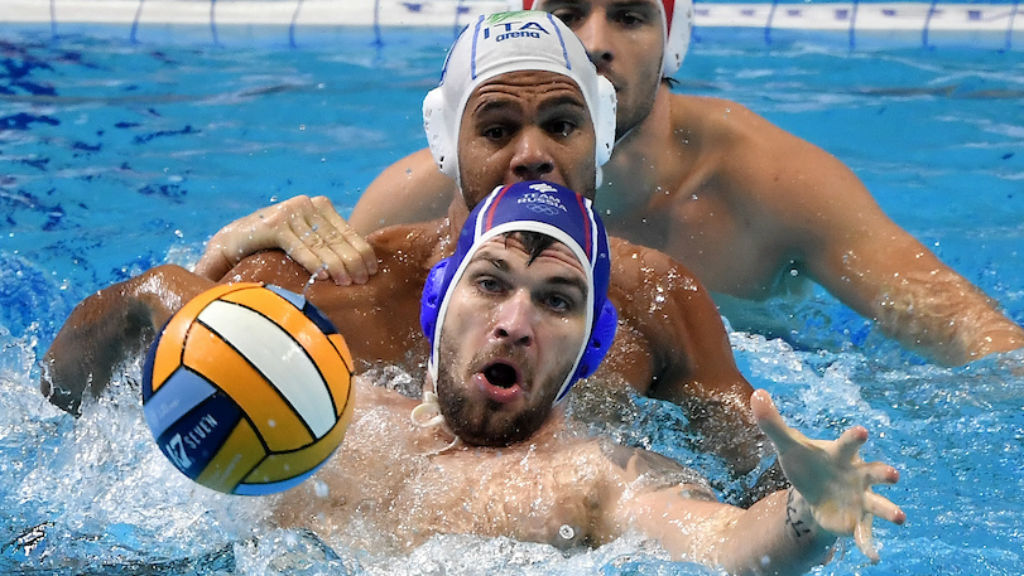 Mike Bodegas ha jugat amb Itàlia l'Europeu