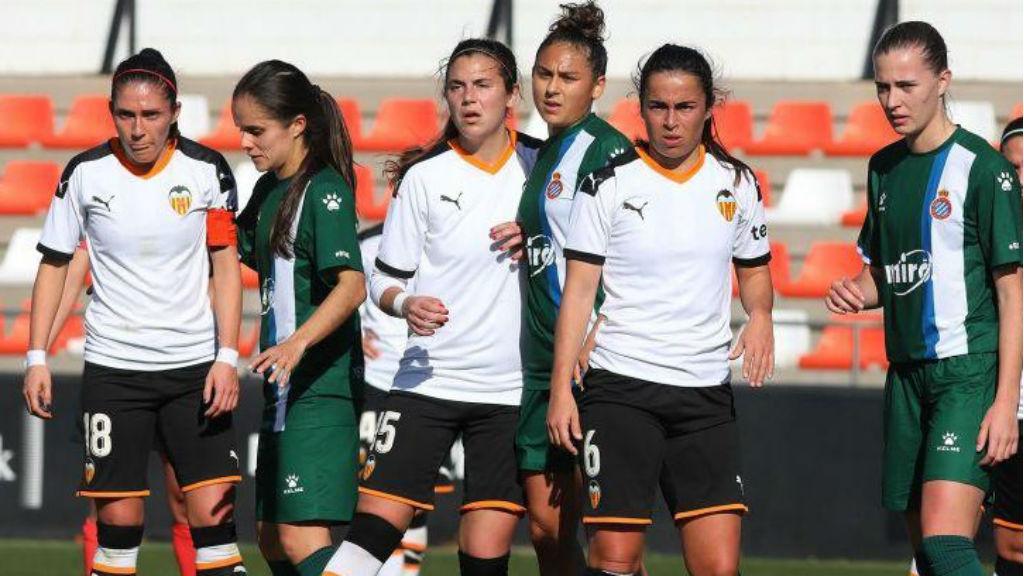 L'Espanyol empata al camp del València
