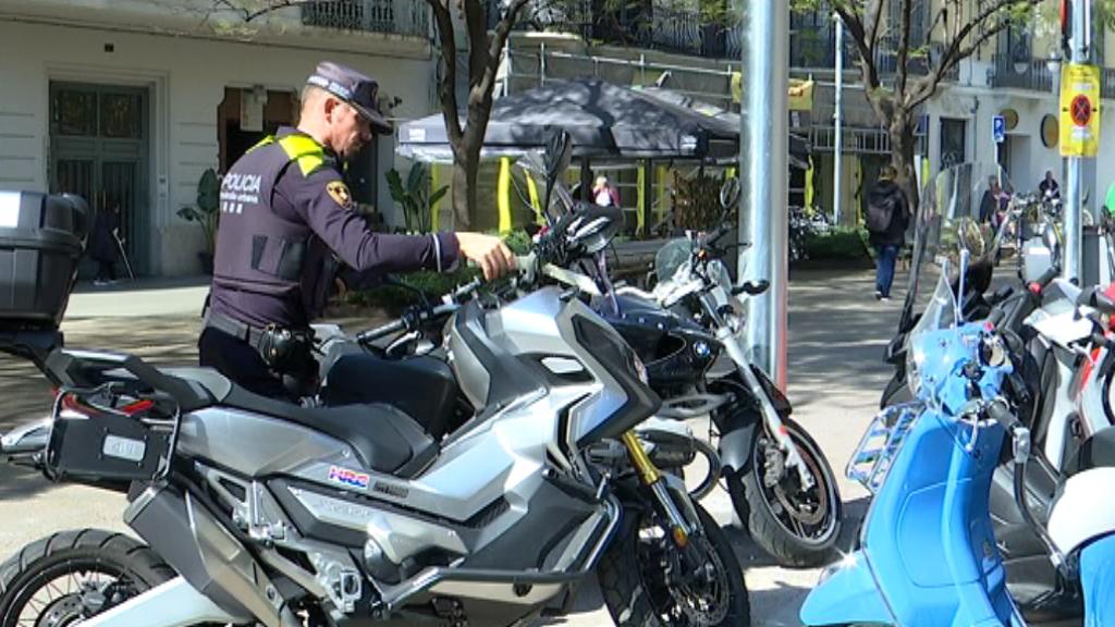 Multes a motocicletes