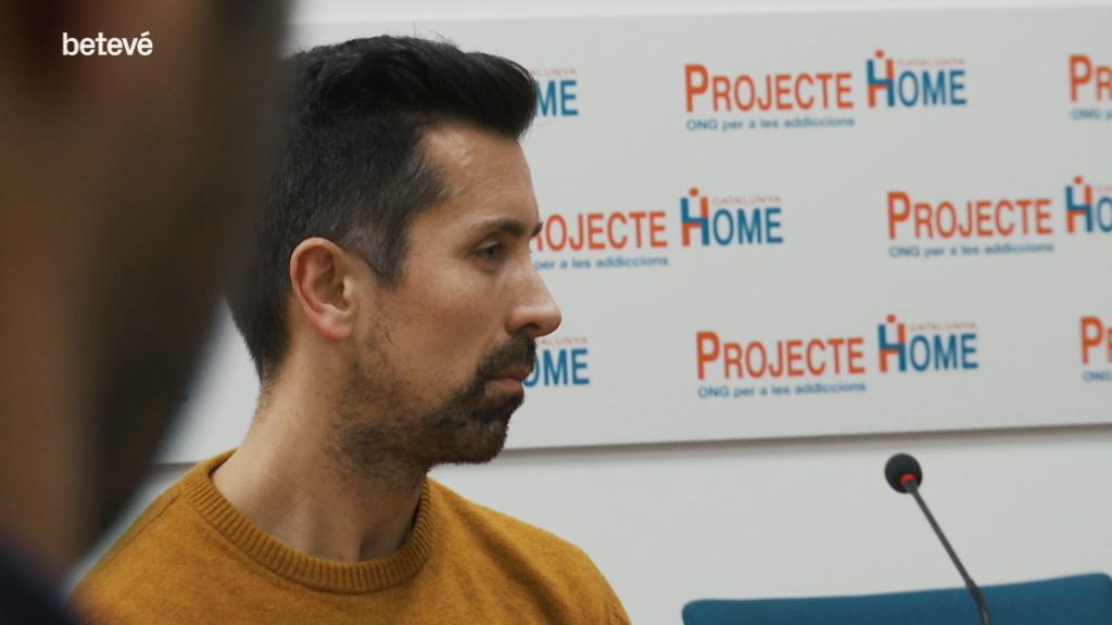 Pere, usuari Projecte Home familia barris