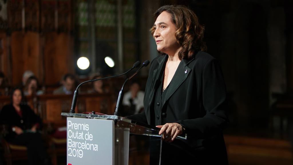 ada colau premis ciutat de barcelona 2019