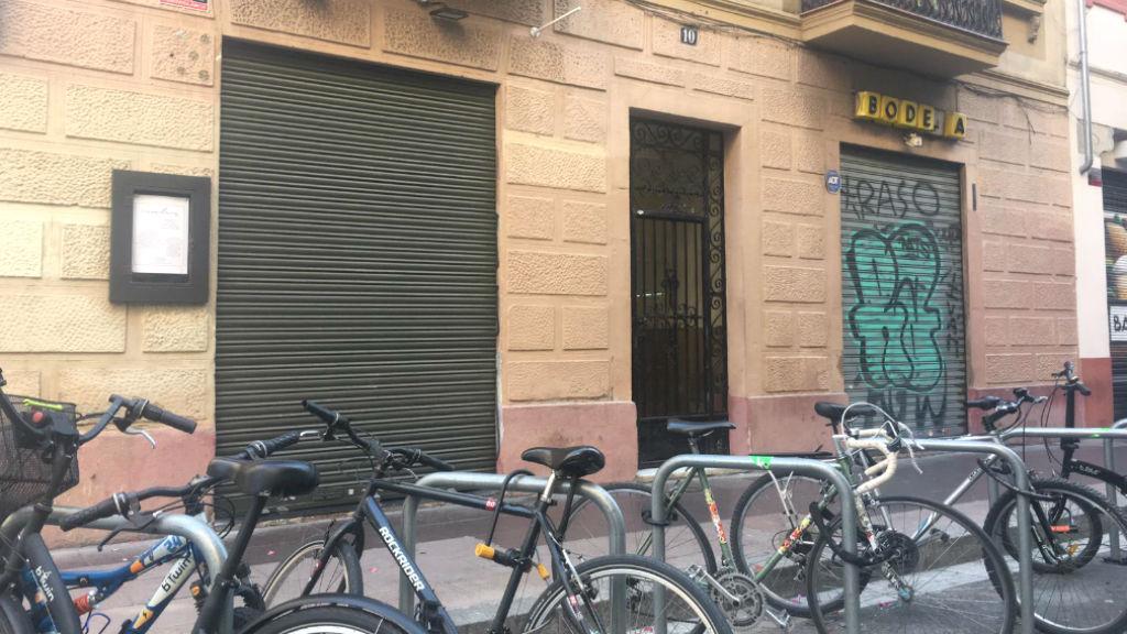 Carrer de Bonavista, Gràcia