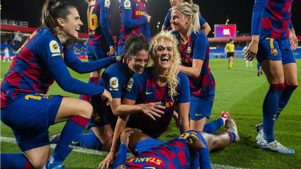 Barcelona femení