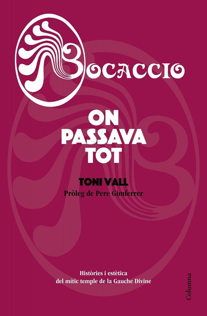 Llibre Bocaccio, on passava tot.