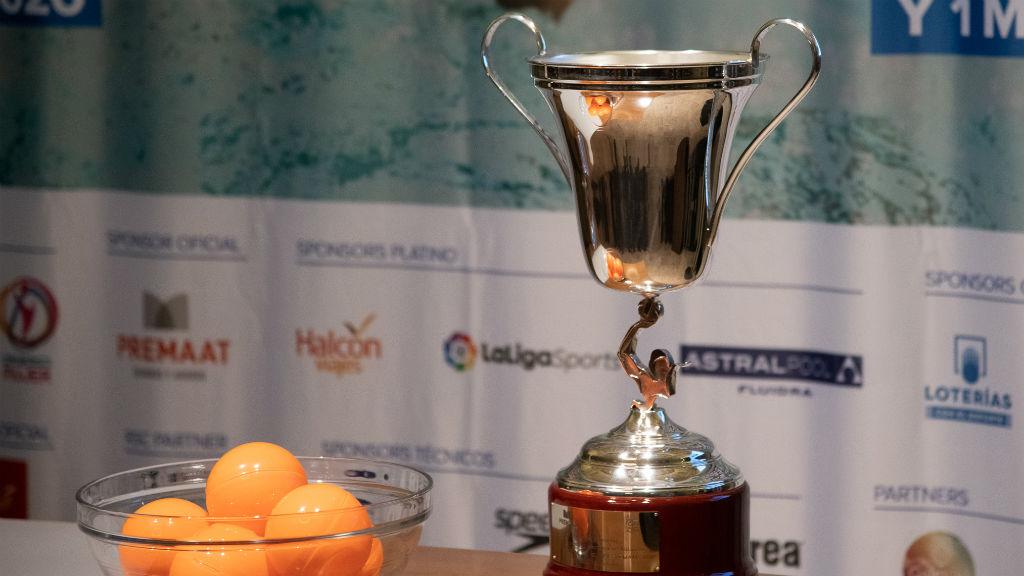 Sorteig Copa Reina waterpolo rivals