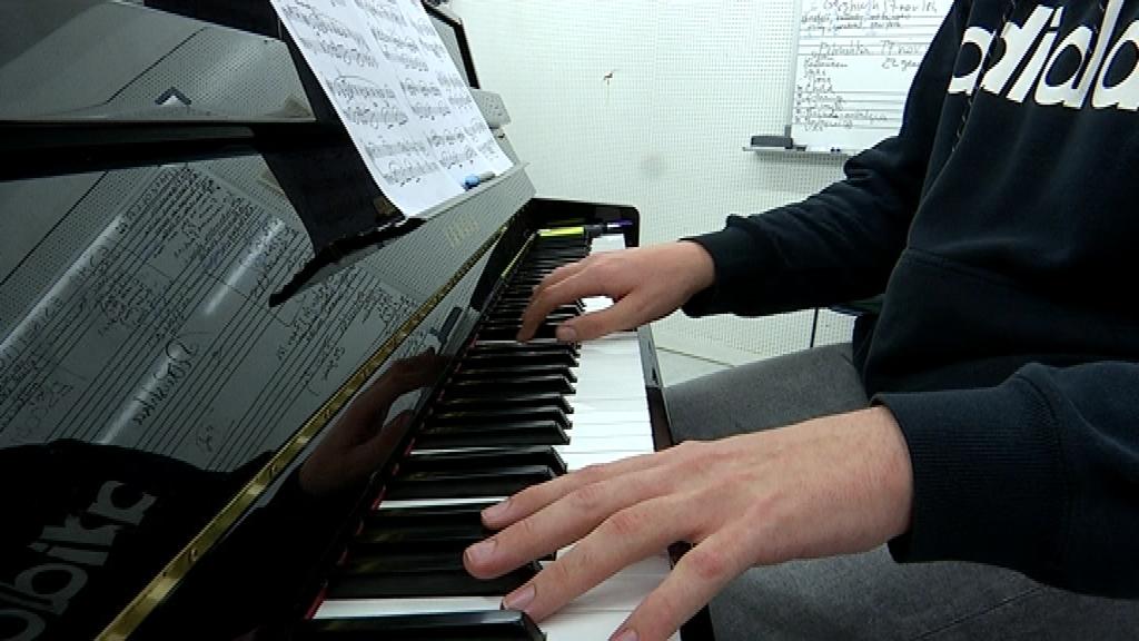 escola municipal música
