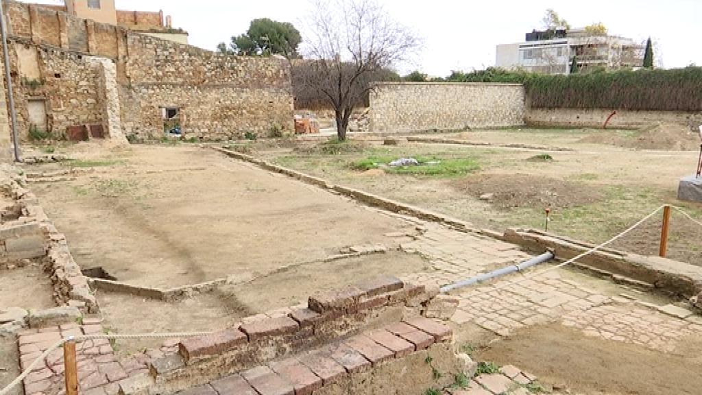 hort monestir Pedralbes