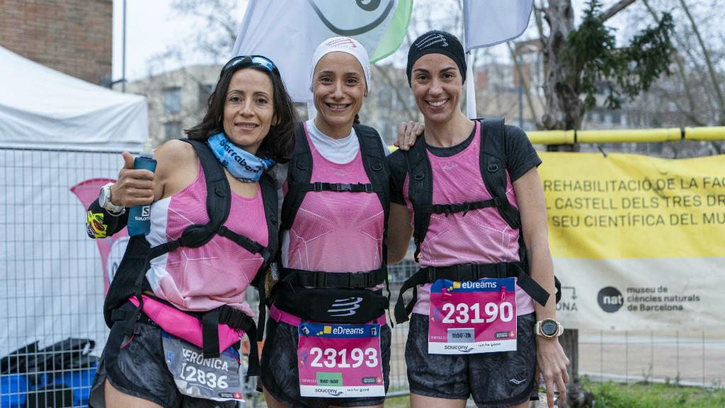 Llebre Mitja Marató de Barcelona 2020