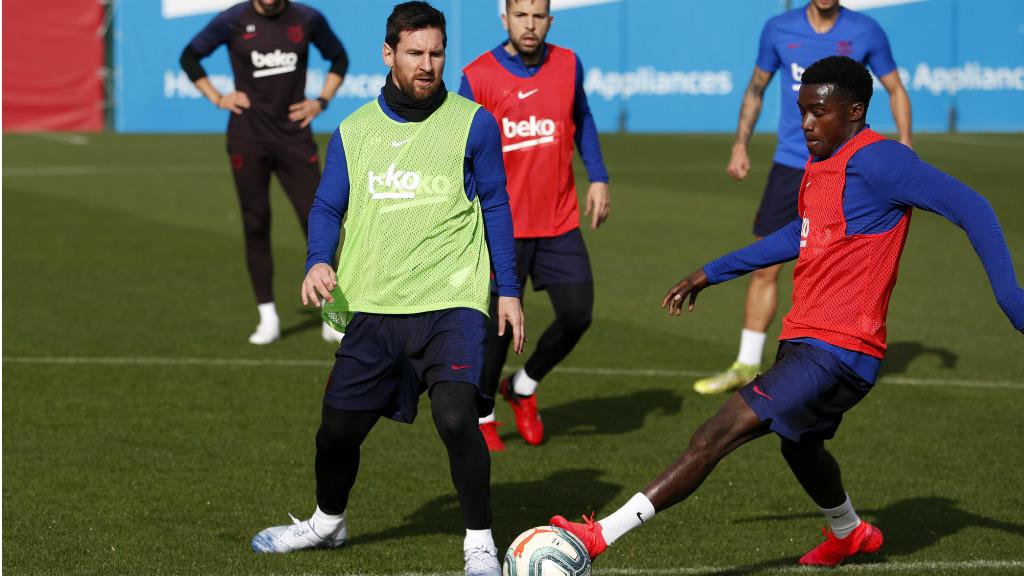 Messi Abidal declaracions Sport
