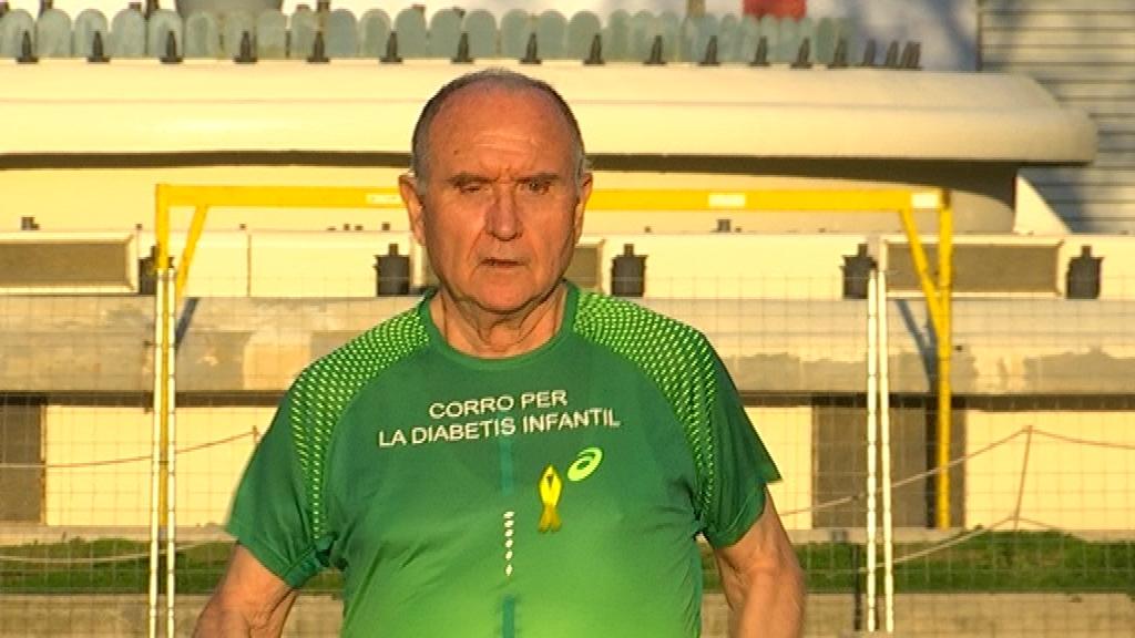 Miquel Pucurull marató Barcelona 2020 diabetis infantil