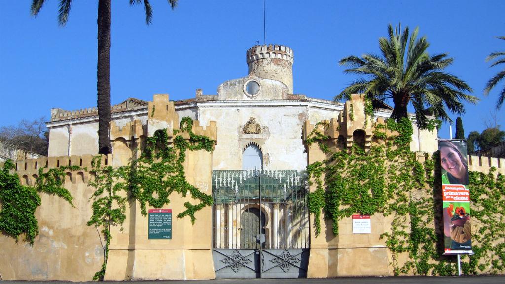 Palau del Laberint d'Horta