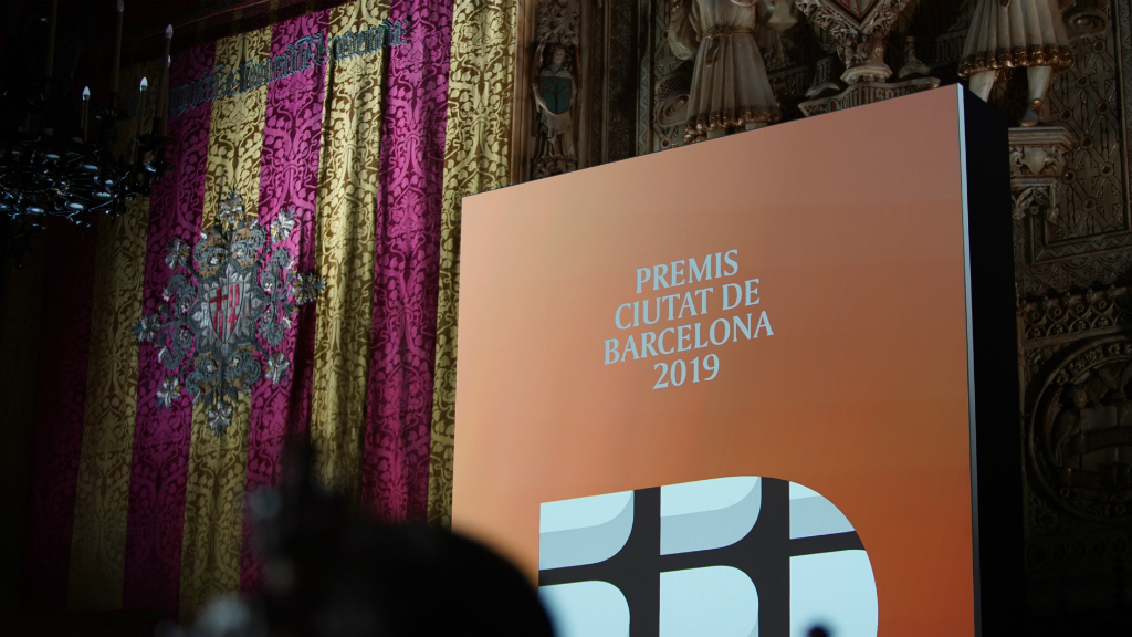 Premis Ciutat de Barcelona 2019