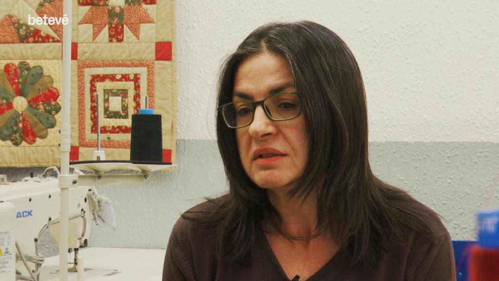 Teresa Gallego, interna Wad-Ras
