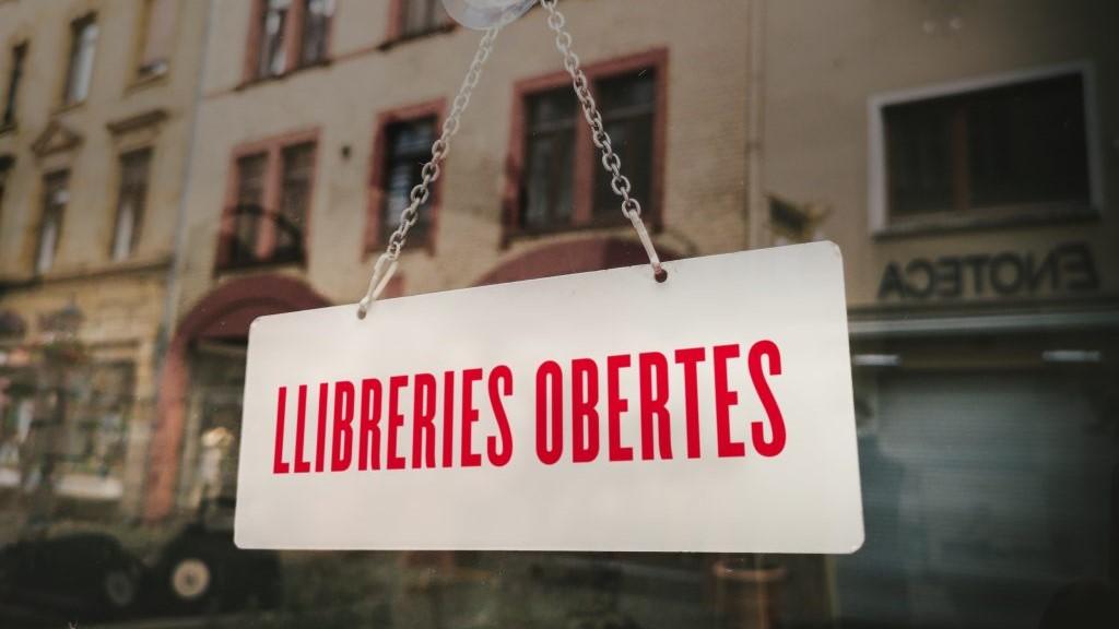 Llibreries obertes
