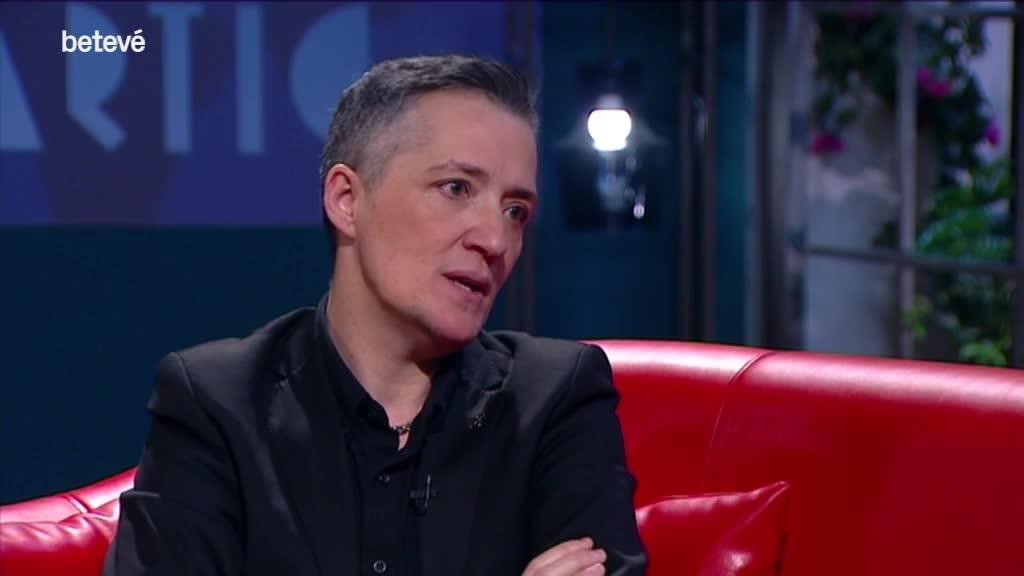 Paul B. Preciado en entrevista a l'Artic