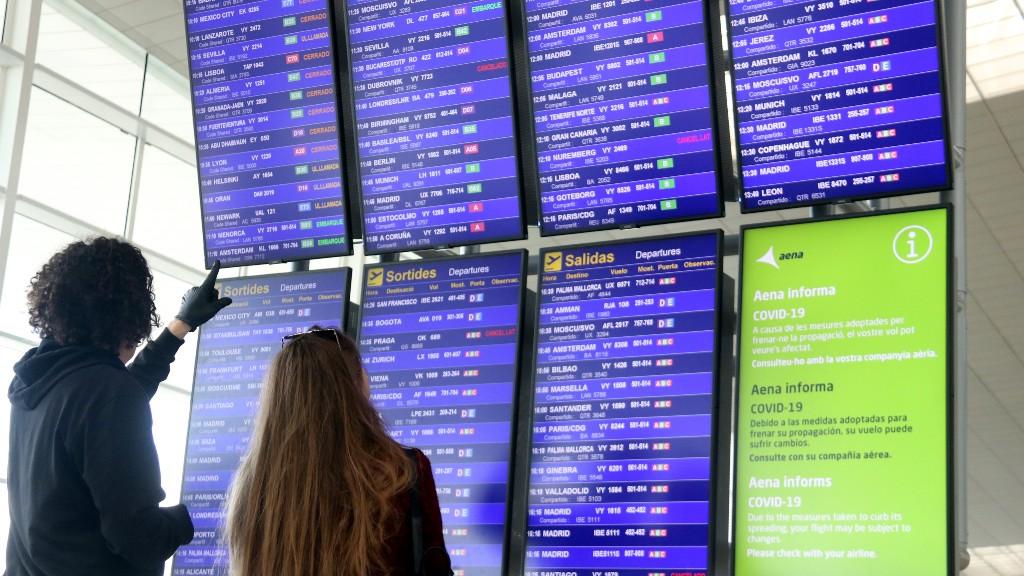 panells aeroport del prat