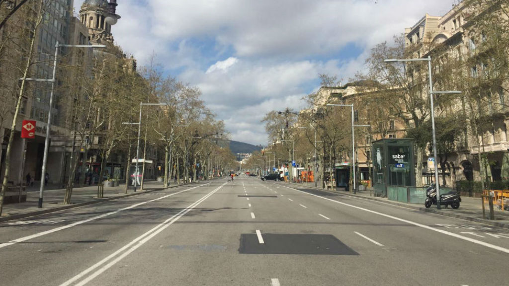 Barcelona Buida