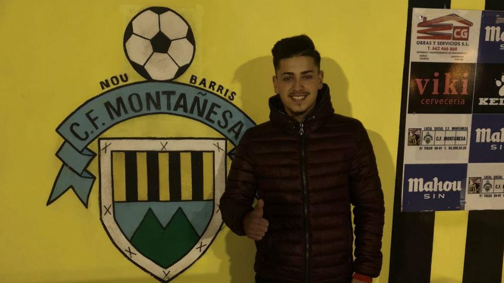 Carlos Gracia fitxa per la Muntanyesa