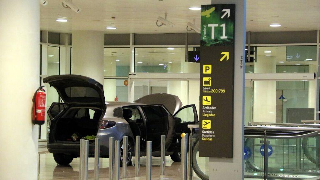 cotxe aeroport