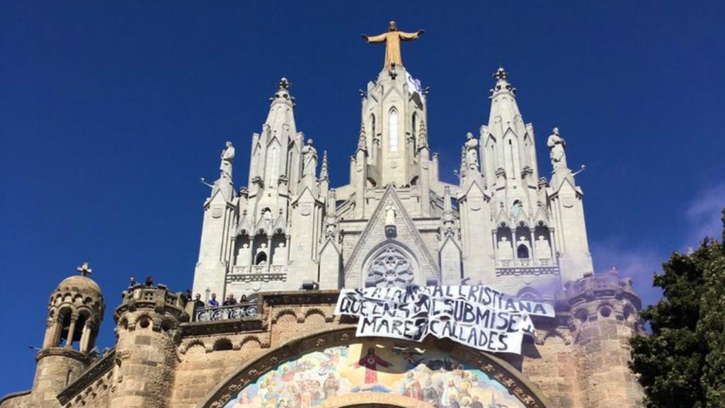 esglesia tibidabo pintades 8m