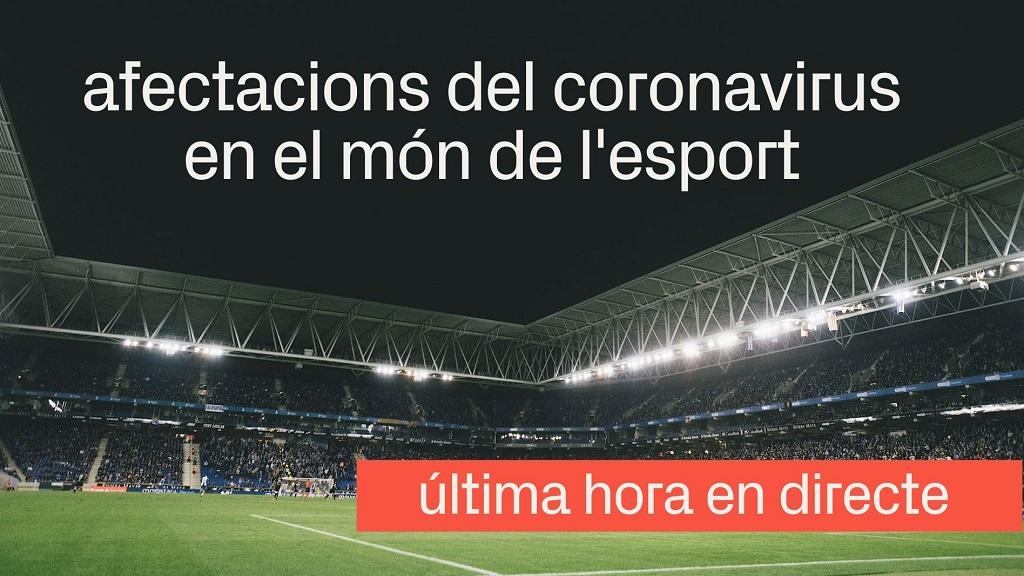 coronavirus esport