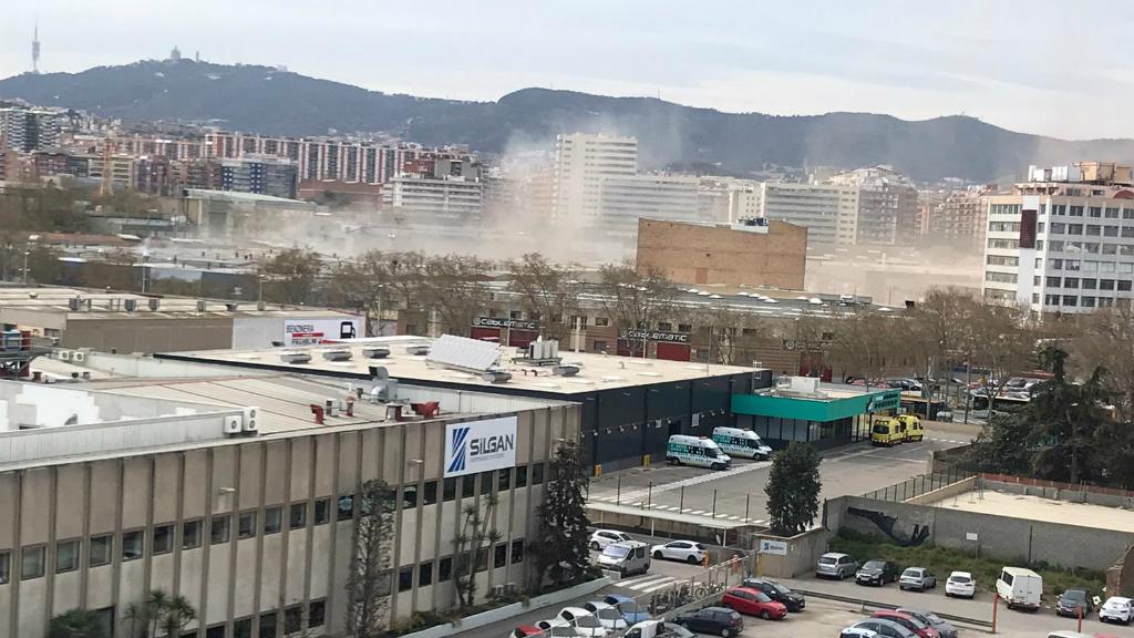 explosio barcelona proquibasa