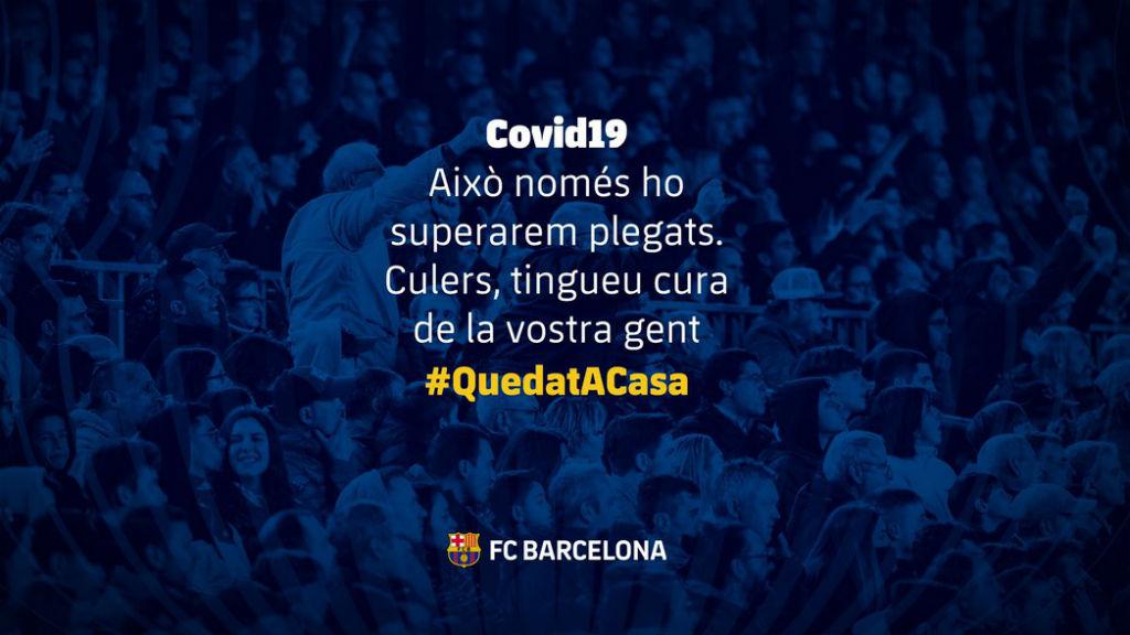 fc barcelona coronavirus