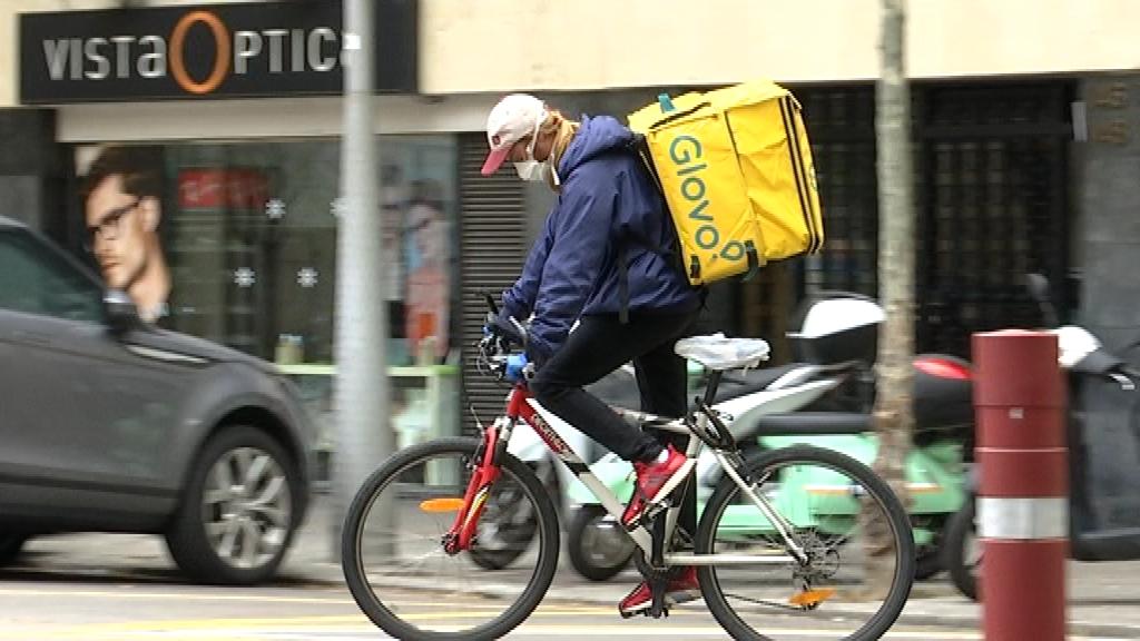 Riders mesures seguretat confinament