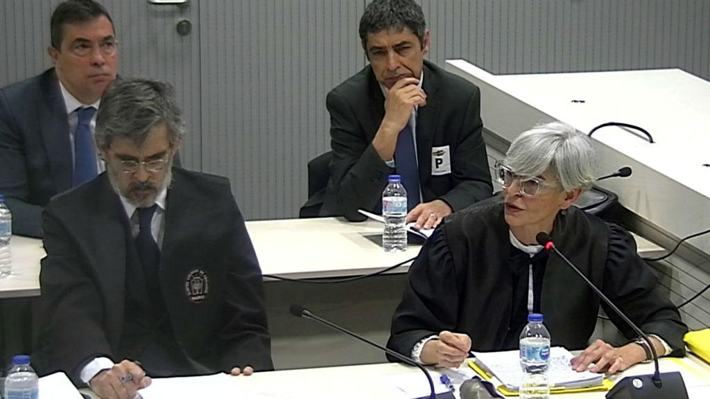 Judici Trapero suspès