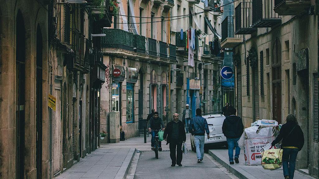 carrers del Raval