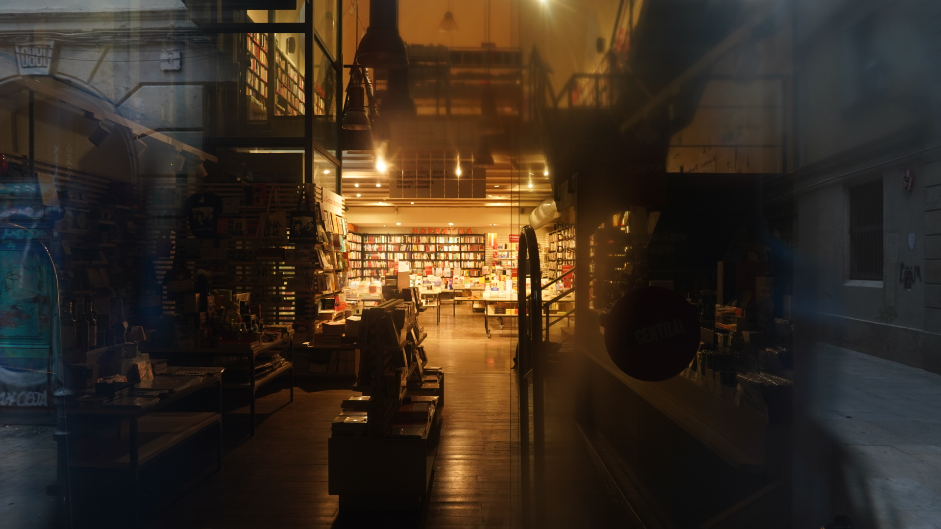 llibreries barcelona