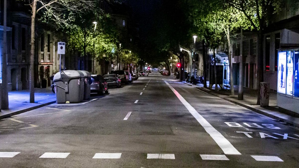 carrers nit Barcelona