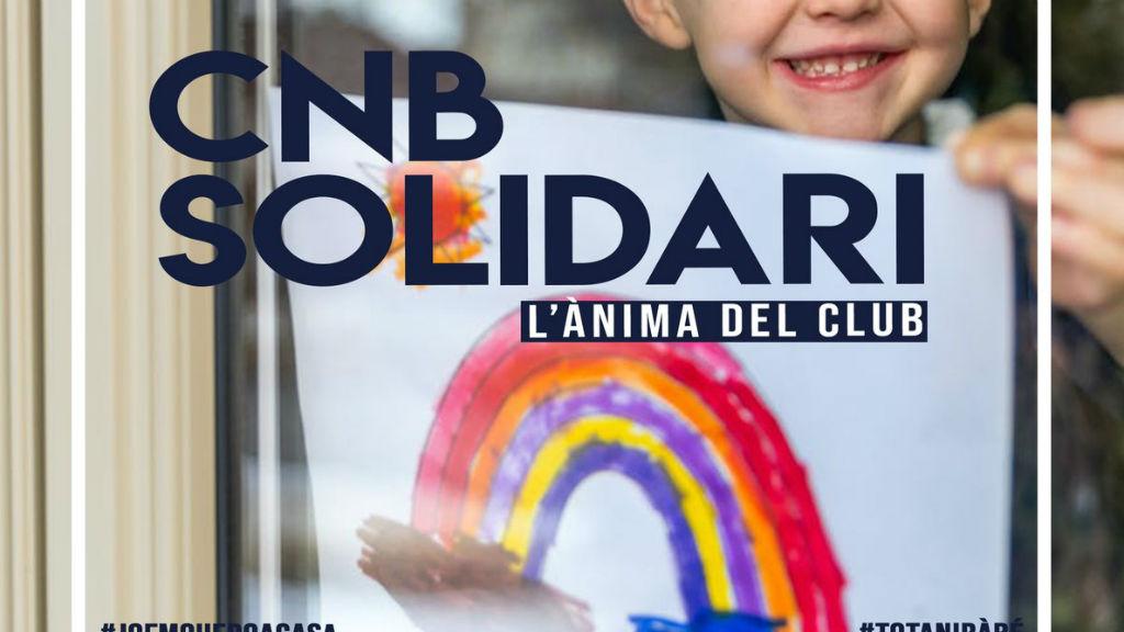 Campanya CNB Solidari