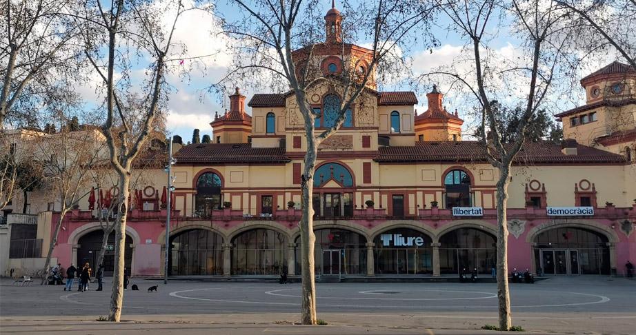Seu de Montjuïc del Teatre Lliure