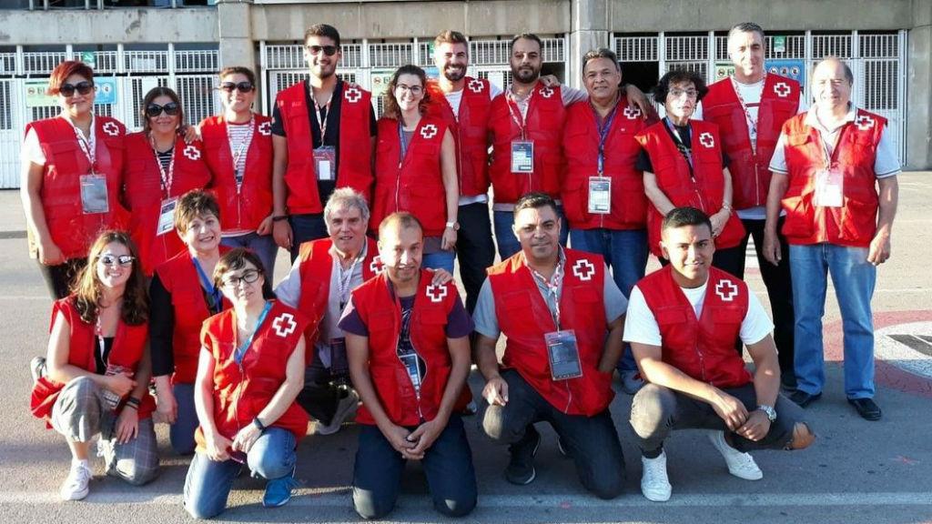 FC Barcelona i Creu Roja, acord coronavirus