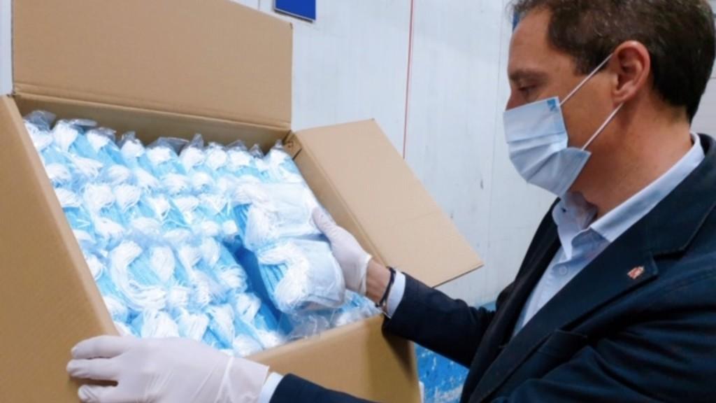 sanitat mascaretes coronavirus