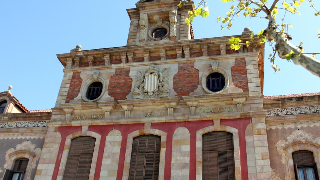Façana Parlament de Catalunya