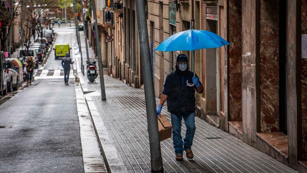 pluja coronavirus