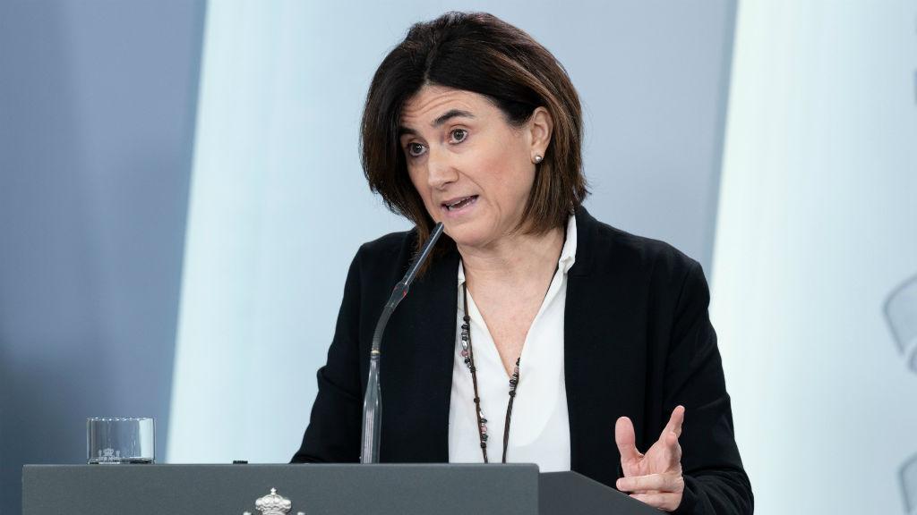 Maria José Sierra, cap d'àrea del Centre de Coordinació d'Alertes i Emergències Sanitàries