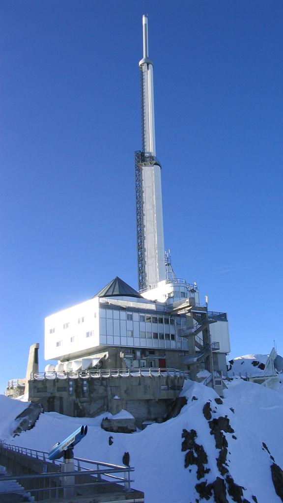 observatori del pic del Migdia de Bigorra