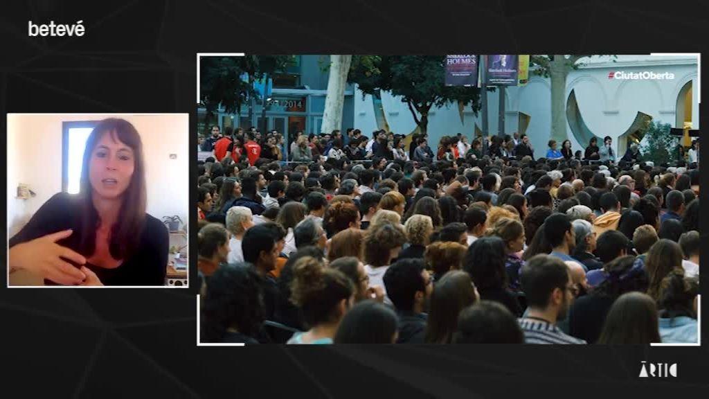 Barcelona Poesia 2020 Biennal Pensament