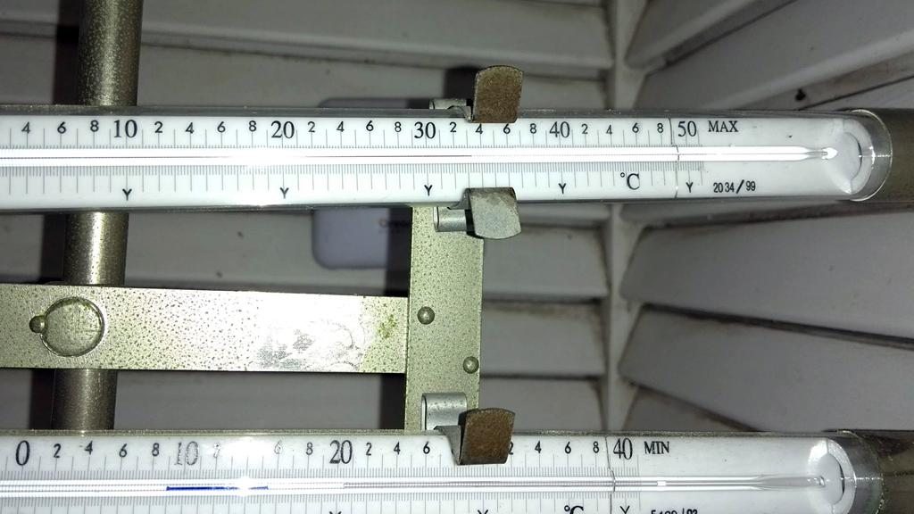 termòmetre màxima i mínima