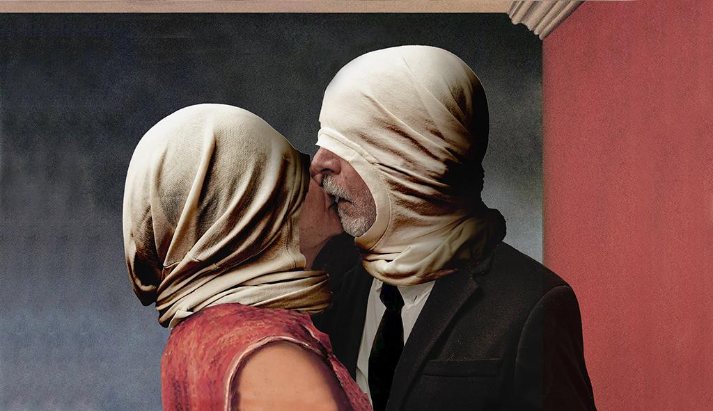 Lockdown feelings Magritte sin instrucciones fotografia confinament 250520
