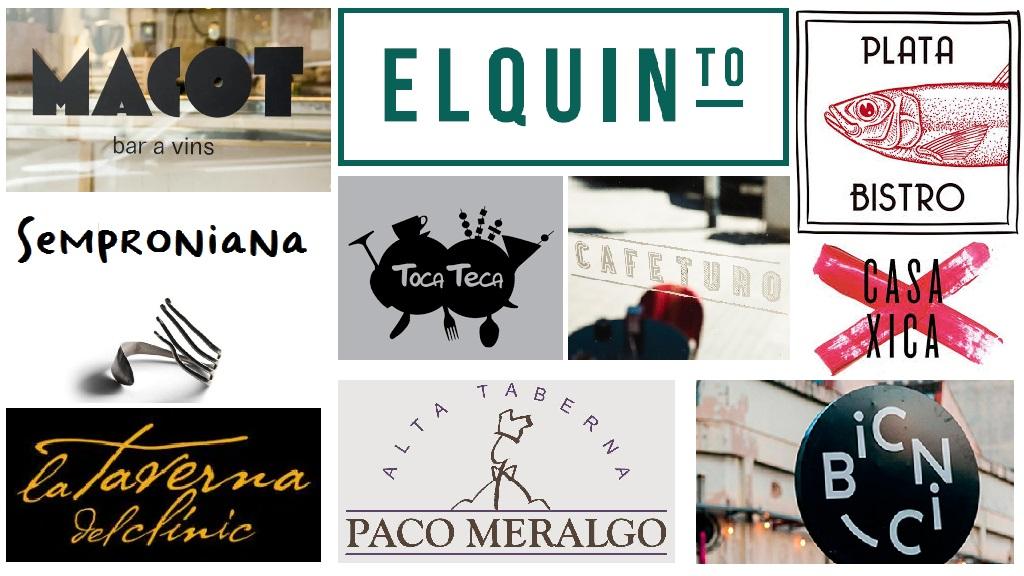 Restaurants oberts desconfinament Barcelona