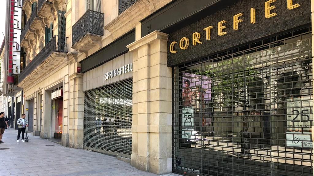 botigues tancades coronavirus