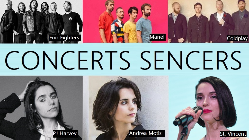 concerts gratis streaming