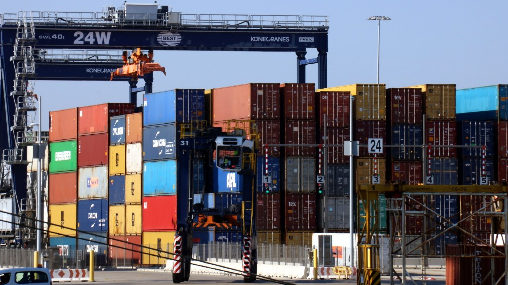 contenidors port terminal best