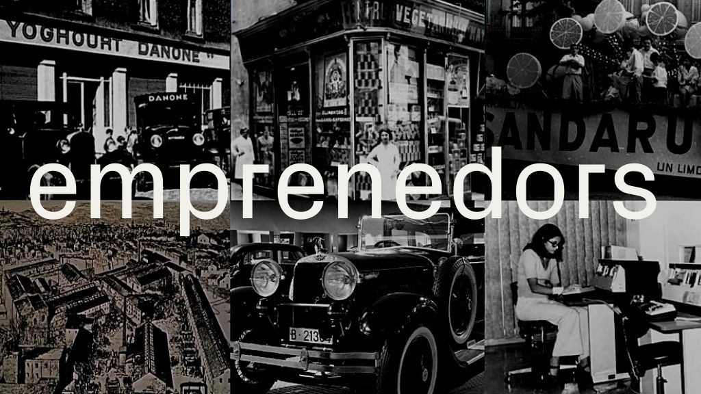 emprenedors Barcelona història