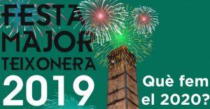 Festa Major Teixonera 2020